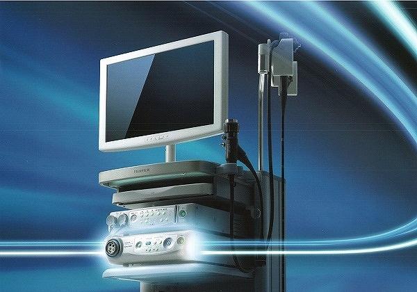 BLIとLCI搭載の世界初新世代内視鏡システム