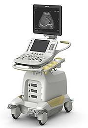 最新のフルデジタル超音波診断装置を導入